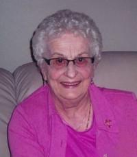 Mary Tratch Diakow  Sunday June 9th 2019 avis de deces  NecroCanada
