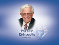 Jean-Louis St-Marseille 1926-2019 avis de deces  NecroCanada