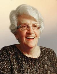 Mme Jeannine Gauthier LAPRISE  Décédée le 11 juin 2019