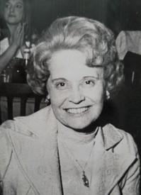 Georgina Georgie Bolton  9 août 1924