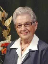 Mme Marie-Reine Chauveau Gosselin 1918-2019 avis de deces  NecroCanada