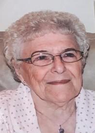 Jeannine THeRIAULT 1926-2019 avis de deces  NecroCanada