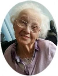 Marie Rose Anna Gaudet  19242019 avis de deces  NecroCanada