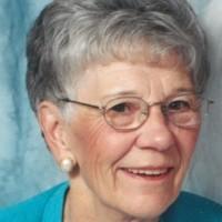Isabel Jessie Martin nee Thompson  February 12 1929  June 19 2019 avis de deces  NecroCanada