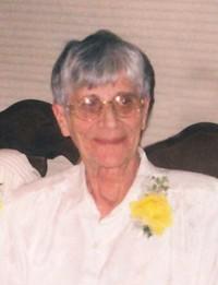 Elsie Kossman  September 2 1921  June 17 2019 avis de deces  NecroCanada