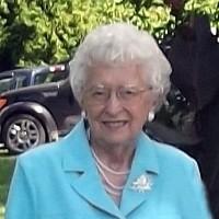 Velda Johnston of Simcoe Ontario  December 7 1922  June 18 2019 avis de deces  NecroCanada