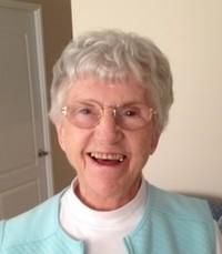 Eileen Joyce Baron  Thursday June 20th 2019 avis de deces  NecroCanada