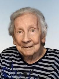 Auclair Rita Lefebvre  19292019 avis de deces  NecroCanada