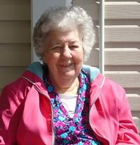Marjorie Clark nee Mc Whinnie 1933-2019 avis de deces  NecroCanada