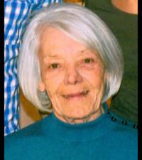 Ghislaine McInnis  17 mai 1936 – 25 juin 2019