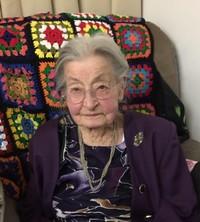 Thalia Lucile Tomlinson Camarta  January 4 1921  June 21 2019 (age 98) avis de deces  NecroCanada