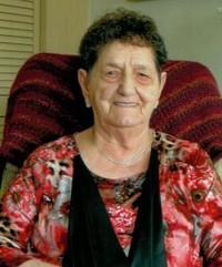 Dorice Cormier  19242019 avis de deces  NecroCanada