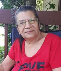 Angele Deslauriers 1949-2019 avis de deces  NecroCanada