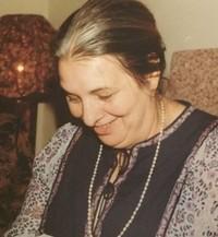 Gertrude Beaulieu Vincent  2019 avis de deces  NecroCanada