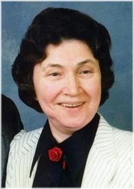 Myrtle Clara Davison  19372019 avis de deces  NecroCanada