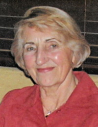 Patricia Charmane Mukherjee  November 26 1936