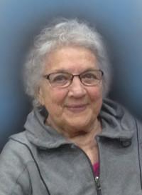 Doris Ellen Wreford  October 13 1938  July 3 2019 (age 80) avis de deces  NecroCanada