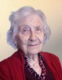Mme Marguerite-Marie Destailleurs LECLERC  Décédée le 06 juillet 2019