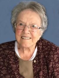 Marie-Blanche Turgeon Fortier 1925 - 2019 avis de deces  NecroCanada