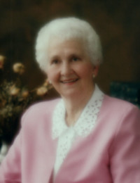 Lova Olive Johnson  March 31 1922  July 12 2019 avis de deces  NecroCanada