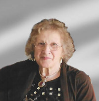 Therese Cormier  (1928 – 2019) avis de deces  NecroCanada