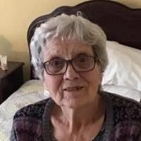 Evelyn Joyce Way  July 30 1935  July 13 2019 avis de deces  NecroCanada