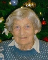 Coulson Betty  March 11 1918 – October 15 2018 avis de deces  NecroCanada