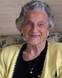 Margaret Agnes Todd nee Sutcliffe  May 31 1918  July 15 2019 avis de deces  NecroCanada