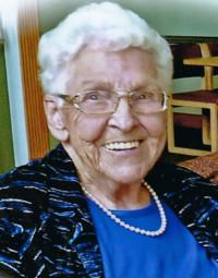 Margaret Bertha Bartley Stevenson  September 8 1921  July 12 2019 (age 97) avis de deces  NecroCanada