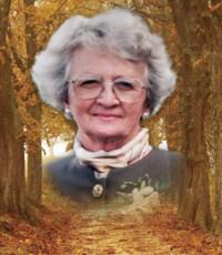 Anne-Marie Tanguay  19 décembre 1917 – 16 juillet 2019