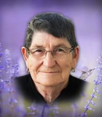 Ovilda Theriault  19 juillet 1929 – 16 juillet 2019