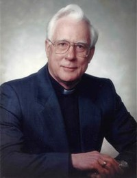 Rev George Edward Barrett  2019 avis de deces  NecroCanada