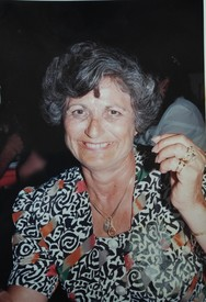 Efrosini Kollias nee Kyriazis  27 août 1932