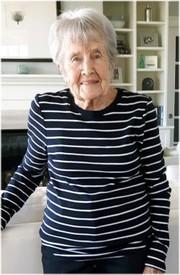 Olive Allison  19242019 avis de deces  NecroCanada