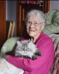 Juanita Claire Spragg  February 15 1922  July 20 2019 (age 97) avis de deces  NecroCanada