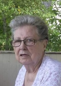 Mary Louise Corbett  19302019 avis de deces  NecroCanada