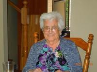 Louise Lefebvre  July 21 2019 avis de deces  NecroCanada