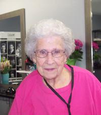 Mary Ellen Davidson Clouthier  Thursday June 13th 2019 avis de deces  NecroCanada