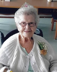 Emily Nora Walsh  July 17 1915  July 23 2019 (age 104) avis de deces  NecroCanada
