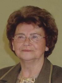 Jeannette Côte Fortier 1926 - 2019 avis de deces  NecroCanada