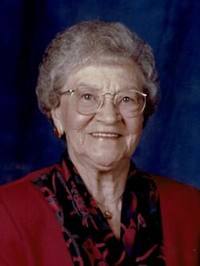 Lily Jennie Daigle  19272019 avis de deces  NecroCanada
