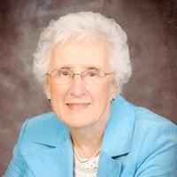 Margaret Elaine Clarke  October 9 1922  July 22 2019 avis de deces  NecroCanada