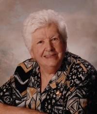 Mme Jeanne D'Arc Laferriere Bellerose  NotreDamedes Prairies avis de deces  NecroCanada