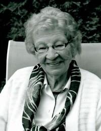 Olga KUNKAT  August 13 1925  August 1 2019 (age 93) avis de deces  NecroCanada
