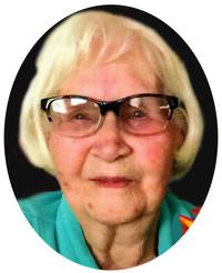 Henrietta Janet HINTZE HAMMOND  May 26 1914  August 1 2019 (age 105) avis de deces  NecroCanada