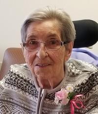 Julia Yablonski  February 5 1928  August 1 2019 (age 91) avis de deces  NecroCanada