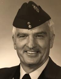 Major Robert J MacDonald  2019 avis de deces  NecroCanada