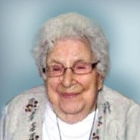 Lucy Hrab  February 26 1921  July 30 2019 avis de deces  NecroCanada