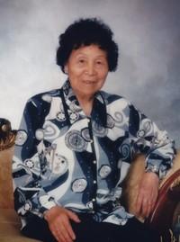 Mei Kuen Mah  September 5 1923 to August 3 2019 avis de deces  NecroCanada