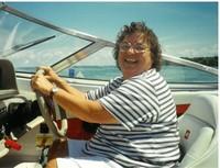 Betty Mae Blyth Barrett  August 3 1936  August 3 2019 avis de deces  NecroCanada